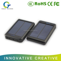 20000mAh Dual USB Solar Power Bank for all mobile phone