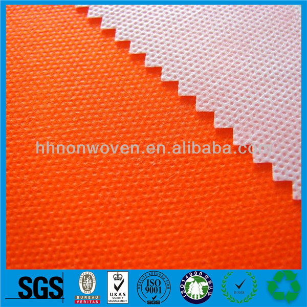 Different color non woven interlining ,diamond non woven cloth, pp non woven fabric spun bond