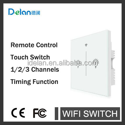 wifi smart switch home automation 10a smart touch wall switch