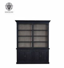 Classic Antique Solid Wood Bookcase P1804-C-107