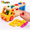 2016 Wholesale Children Wooden Assemble Toys