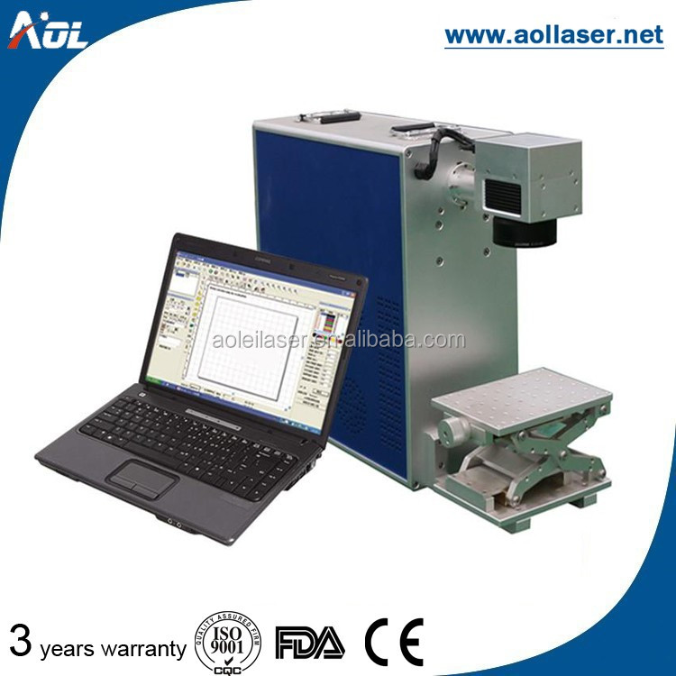 20w fiber laser marking machine price l pigeon ring laser marking machine I metal laser marking machine