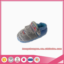 Custom Animal Shape Stuffed Plush Novelty Slippers for Children