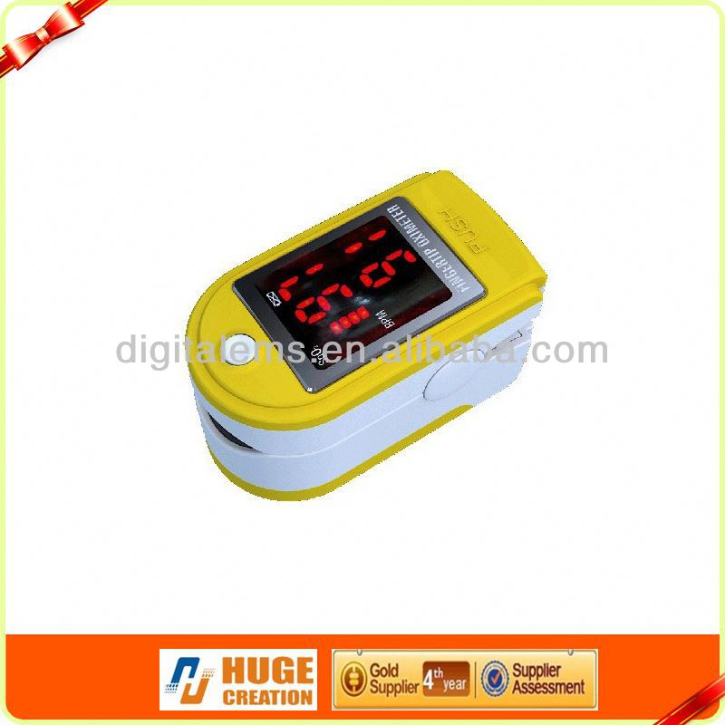 2014 custom logo pediatric pulse oximeter principle AH-50DL
