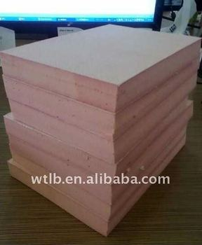 Fireproof phenolic foam wall insulation board buy for Fireproof wall insulation