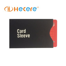 RFID Blocking Sleeve for Card / Passport Protection