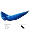 Single Outdoor Hammock Factory Hiking Trvelling