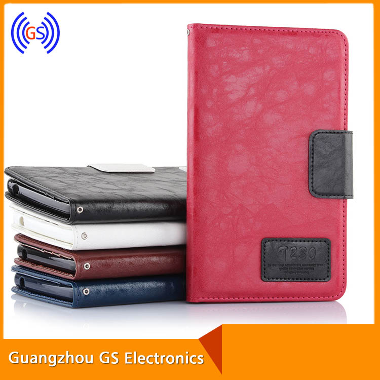 Crazy Horse PU Leather Tablet Case For Lenovo A3500 Case A7-50 7 inch Tablet Case