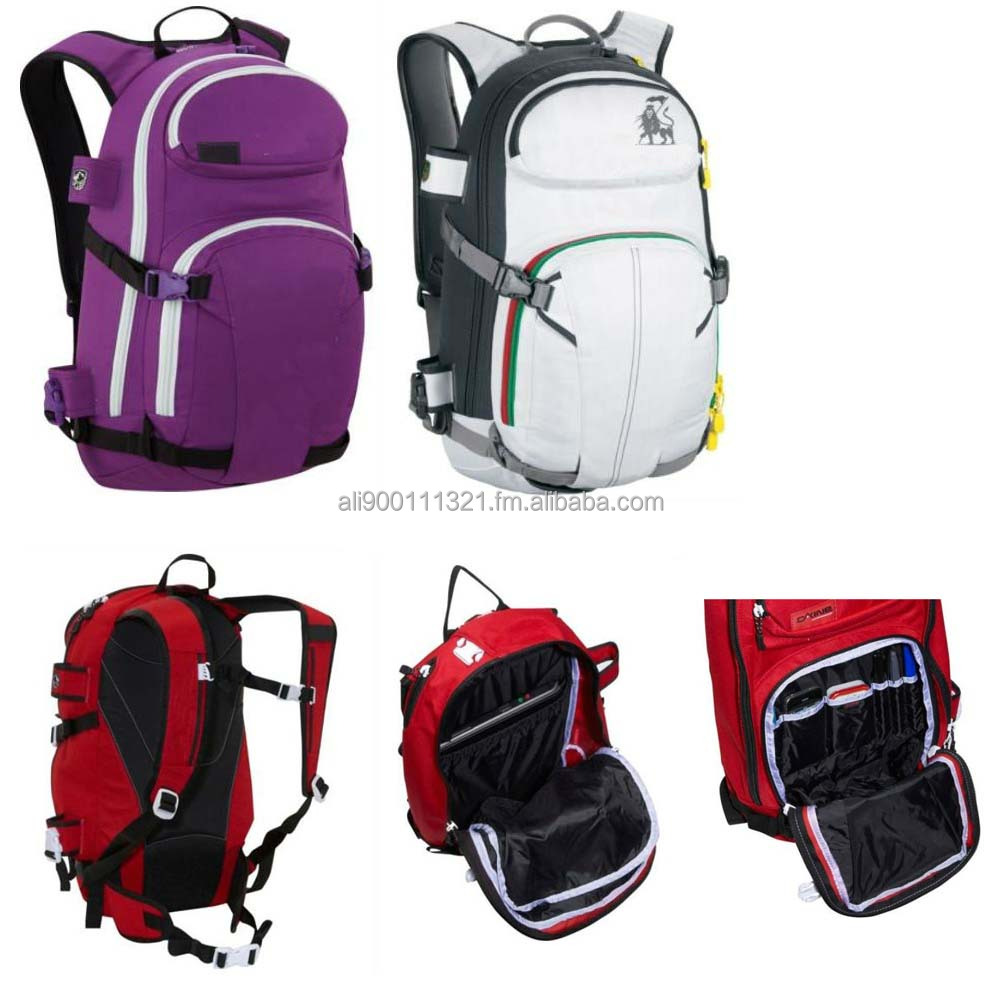 promotion backpack with waist belt and laptop compartment
