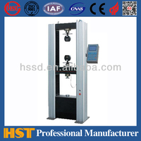 WDS Series 200kn Digital Display Electronic Universal Testing Machine working easy