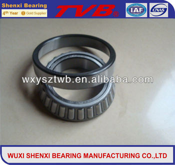 China inch taper roller bearing factory supply Tapered roller bearing cross reference