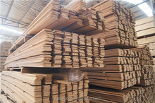 Pressure lumber treated pine wood