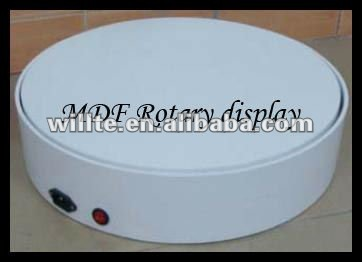 Christmas NEW MDF Automatic rotating base