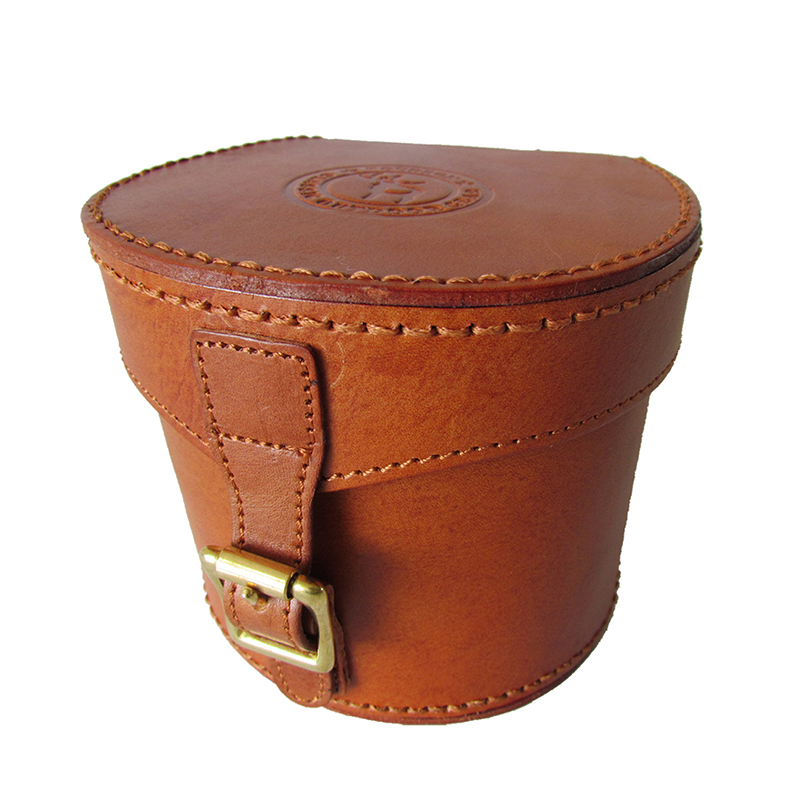 Genuine Leather fishing classic reel leather case