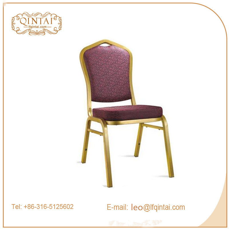 cheap banquet chairs with back design for wedding hall rental