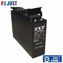 high performance rechargeable vrla 12v 150ah lead acid front terminal battery