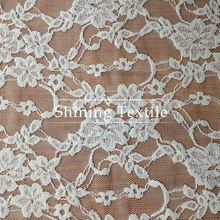 In Stock Beaded Embroidery Lace Fabric For Garment