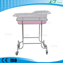 KA153 hospital medical movable cheap baby cot bed prices for sale