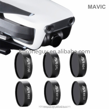 Air lens Filters UV for mavic air and mavic pro accessories