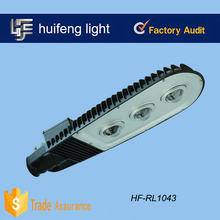 60w 90w 120w 150w 180w USA bridgelux/ cob chip led street light ip66
