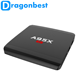 2018 more popular A95X R1 Rockchip RK3229 Quad core 1g 8g android tv box wholesale uk ott user manual Android 6.0 media player