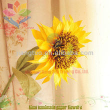 2013 hot selling paper flower mehndi decorations