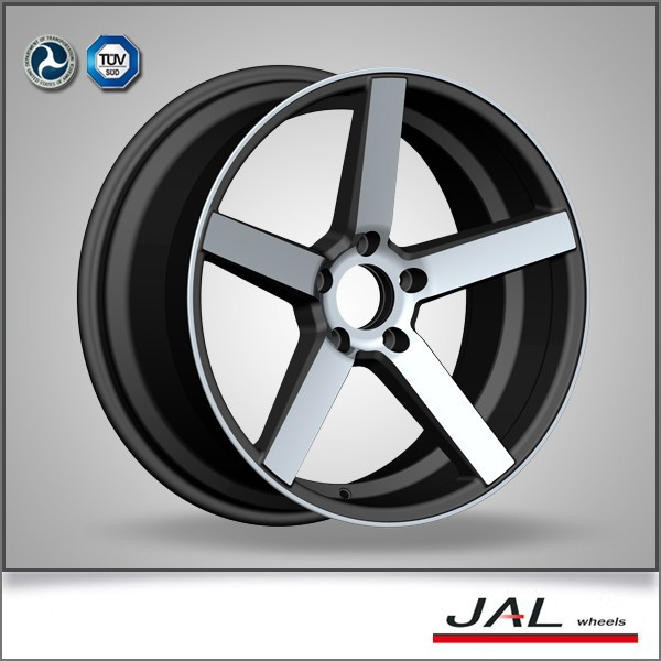hot new products for 2015 16 inch 5 spokes alloy <strong>wheel</strong>