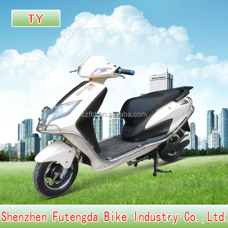 2013 new chopper electric motorcycle with hydraulic fork 800-1500w brushless hub motor and hide battery that carry two riders