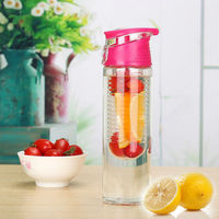 800ml flip top new FDA approved juice infusion bottle companies wholesale