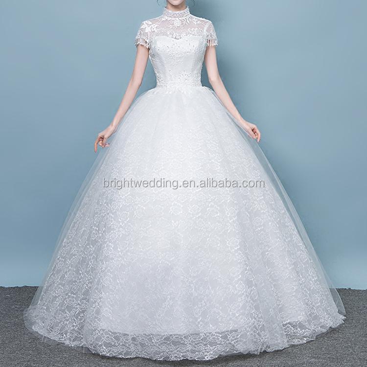 Wholesale puffy wedding dresses - Online Buy Best puffy wedding ...