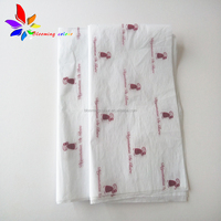 Fashionable custom printed gift wrapping tissue paper