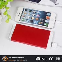 OEM Sublimation Promotional portable power bank for netbook