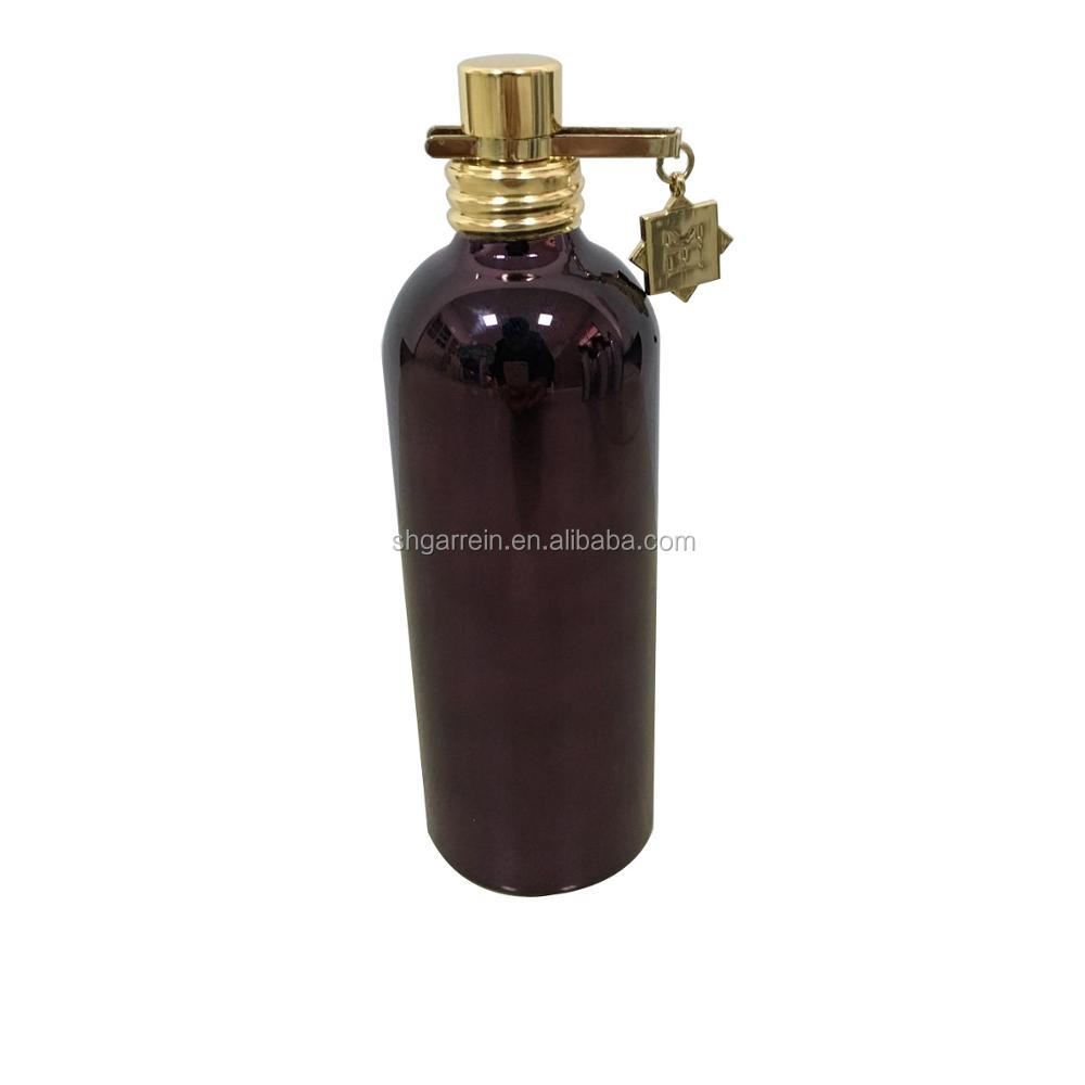 50ml/65ml/100ml/120ml/500ml/2oz/3oz/4oz/16oz aluminium bottle /aluminum perfume spray bottle