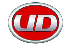 Nissan UD Truck Genuine Parts - Clutch Disc (Part No: 30100-29D00)