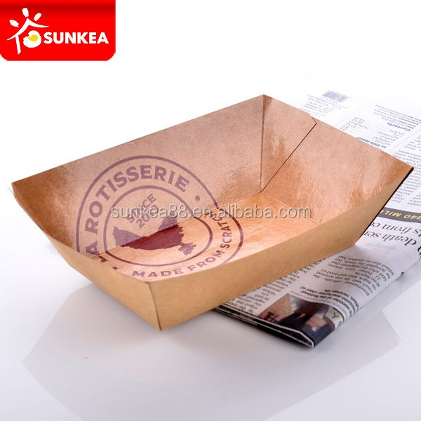 Printing bulk fancy disposable paper plates and trays