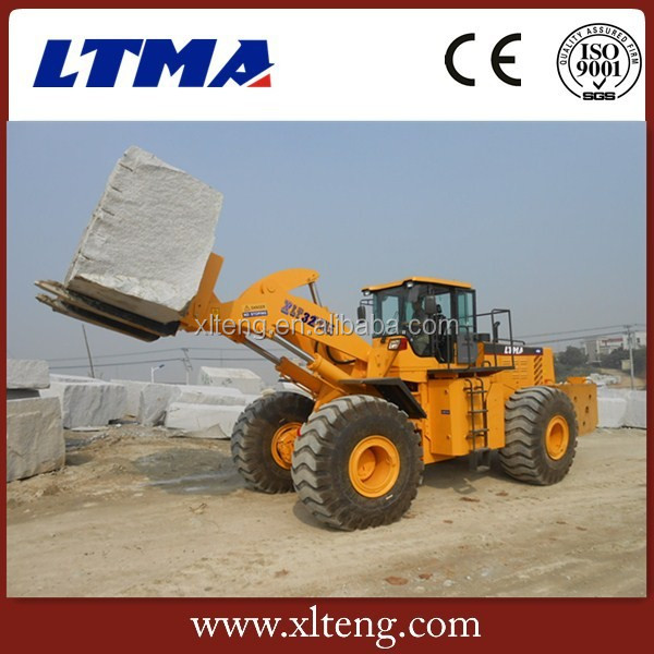 LTMA 32ton hydraulic forklift loader payloader with hight quality