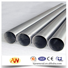 Titanium corrugated heat 4 inches tube & pipe