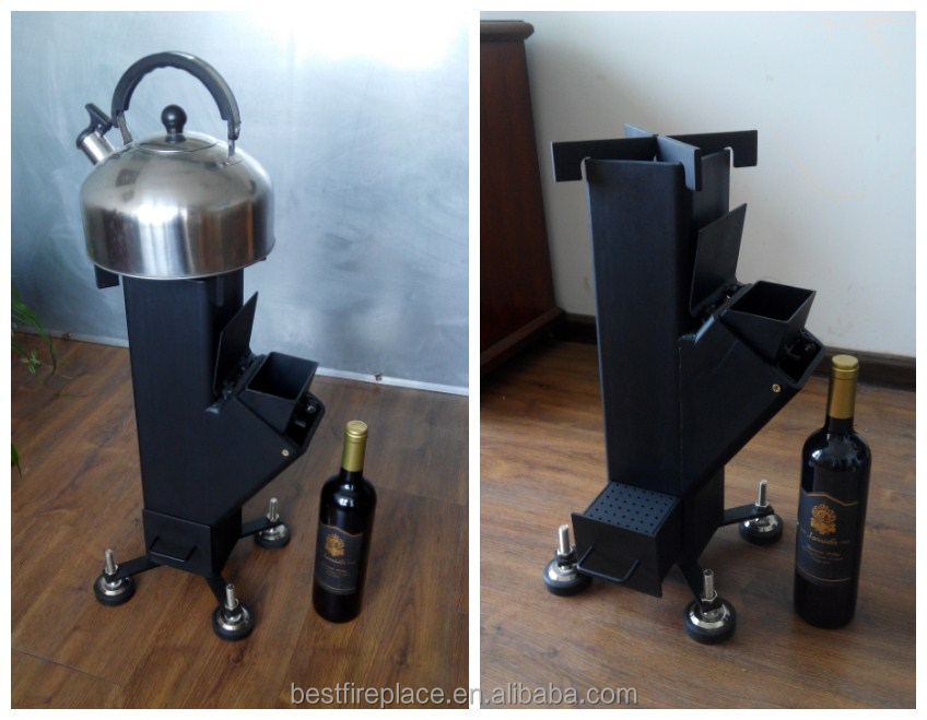 New Arrival Rocket Stove Wood Pellet Stove Outdoor Stove