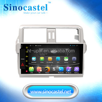 Touch screen car dvd gps with 3G WIFI TV Radio Bluetooth 100% Android 4.4.4 MP3 Player