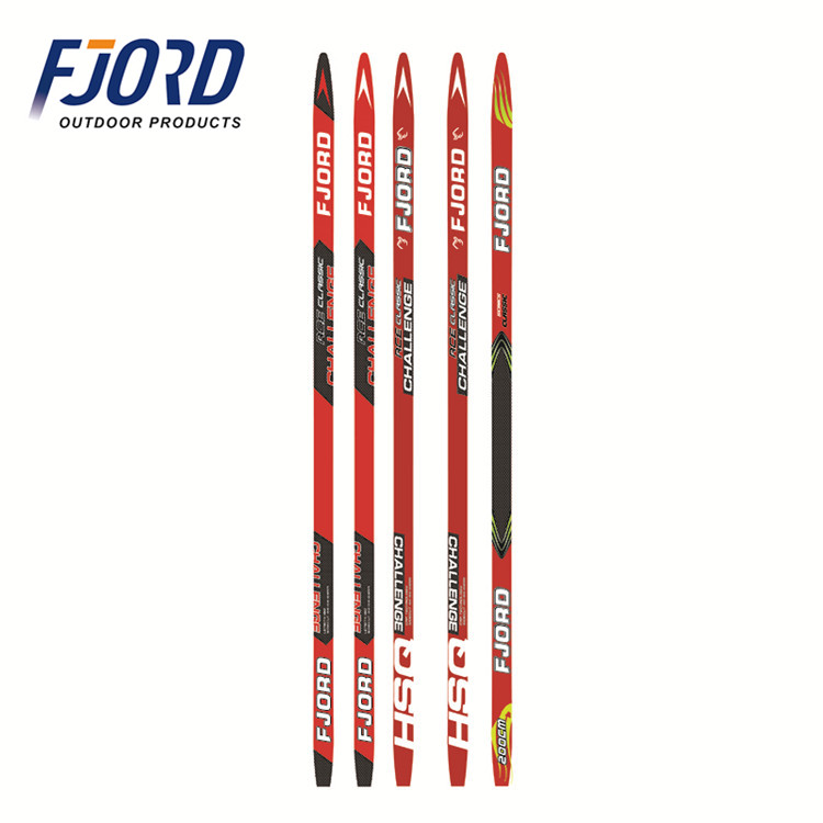 FJORD High quality and cheap price classic cross country ski from snowboard manufacturer China