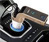 G7 wireless Blue tooth Handsfree Car Kit with USB Port Charger and FM Transmitter SD MP3 Player
