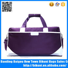 Fashion promotional nylon duffel golf sport bag travel bag