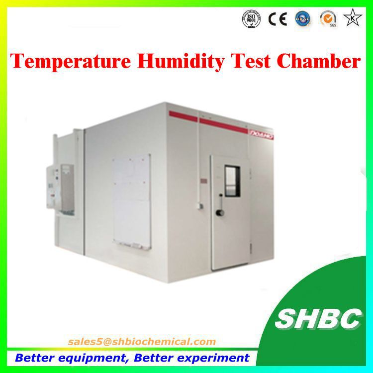 Constant temperature humidity test large test chamber