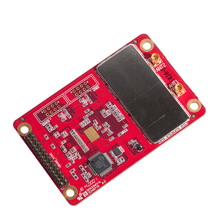 UB482 GPS/BDS/GLONASS/GALILEO Multi-frequency High-precision RTK and Heading Board/GNSS receiver