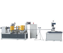 Automatic spiral Paper core Tube making Machine