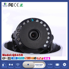 Baby monitor wireless CCTV ip camera with microphone available for 3G 4G GSM mobile phone