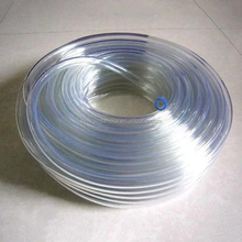 1/2 Inch Food Grade Flexible PVC Clear Tubing, Small Clear Plastic Tube, PVC Clear Drinking Water