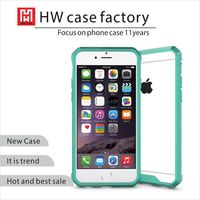 factory wholesale price bulk buy silicon tpu back gel csae cover for iphone 6 6s