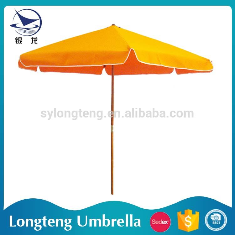 New Product Cheap price 8 steel ribs umbrella tilt mechanism