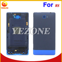 High Quality Battery Back Door Cover Case Housing For HTC Window Phone 8s A620e Battery Door Replacement